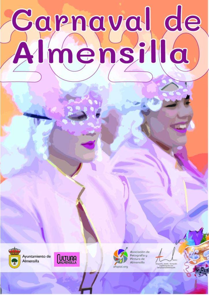 Cartel Carnaval Almensilla 2020