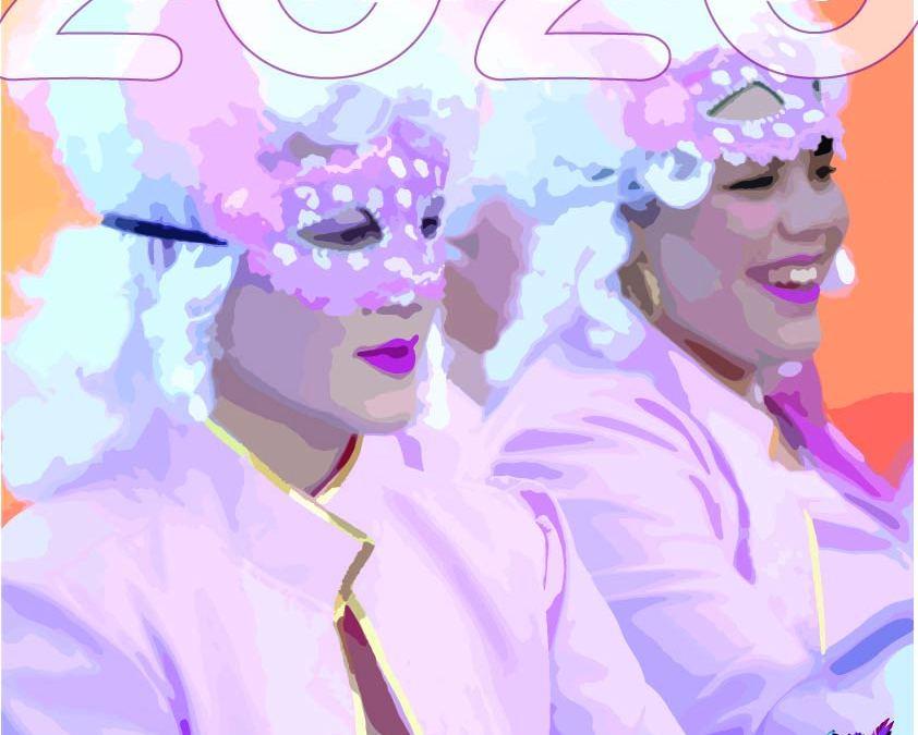 Cartel Carnaval 2020 de Almensilla.