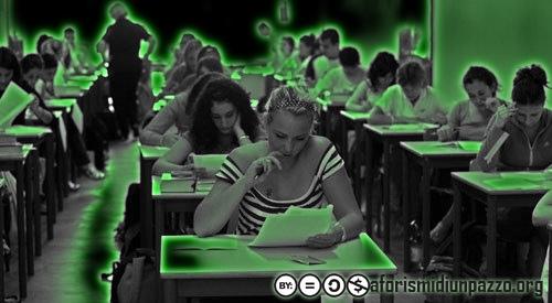 Prima degli esami