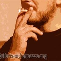 Il fumo si dissolve nell'aria | Aforismi di un pazzo