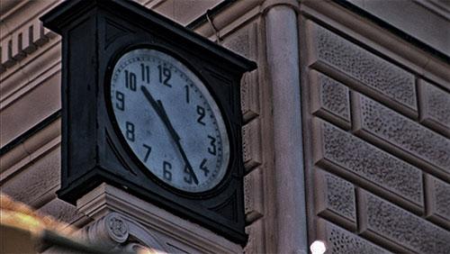 orologio della stazione di bologna