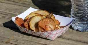 Homemade Chips at Carolina Jubilee.