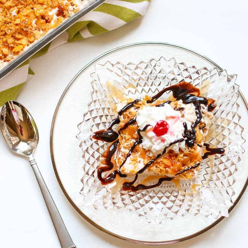Mexican Fried Ice-cream Recipe