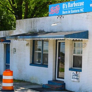 B's Barbecue in Greenville, NC