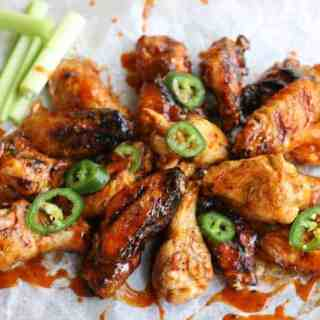 This is the best Grilled Buffalo Chicken Wings Recipe you will ever try. They are finger licking good and require little fuss! Most importantly, you can make them right at your home!