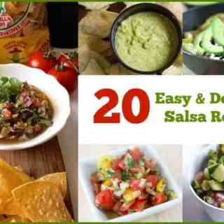 20 Easy and Delicious Salsa Recipes