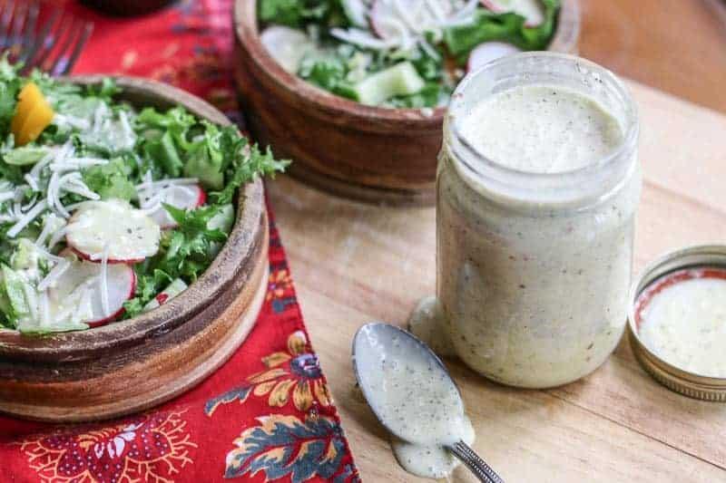 Homemade Copycat Olive Garden Salad Dressing Recipe A Fork 39 S Tale