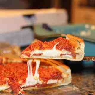 Giordano's Famous Deep Dish Pizza Delivered to Your Door