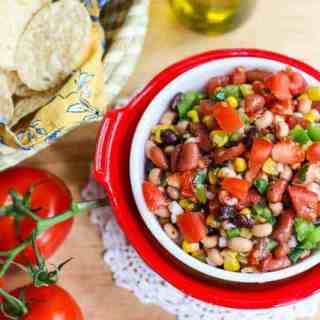 Easy Texas Caviar Recipe