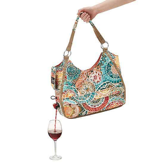 Wine & Beverage Dispensing Tote