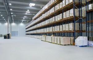 3PL Company Warehouse
