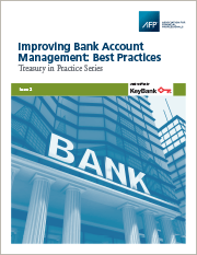 Improving Bank Account Management Best Practices