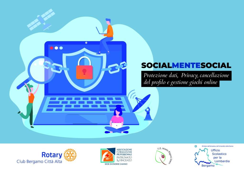 """Progetto MiglioreRete – AFP sede di Endine Gaiano presenta """"SocialMenteSocial"""""""