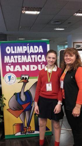 Proyecto Olimpíadas de Matemática ÑANDU