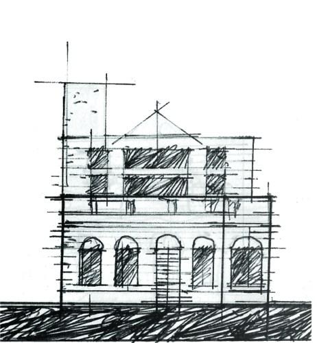 Inauguración del edificio  de la Escuela de Educación Especial N° 1429