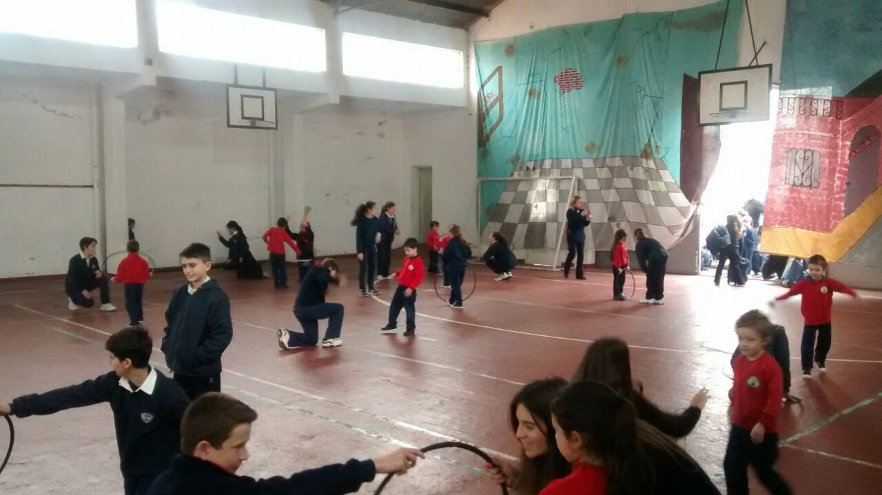 Articulación entre Jardín de Infantes y Escuela Primaria