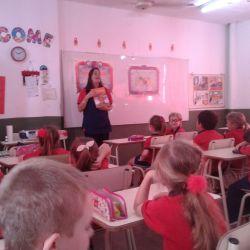 Proyecto de Articulación entre Nivel Inicial y Escuela Primaria