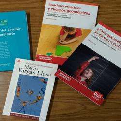 Compra de Libros - Abril