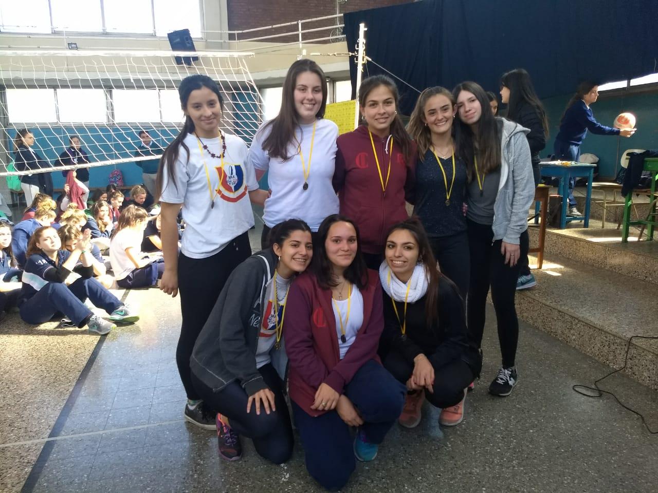 Torneo Intercolegial de Voleibol