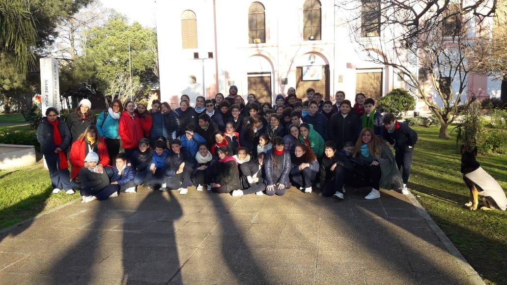 Viaje a San Lorenzo, Rosario y Campamento en Aurora del Palmar
