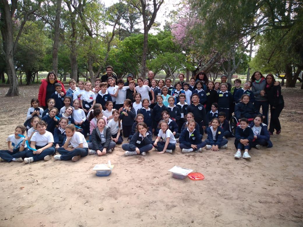 Campamento en Santa Fe la Vieja