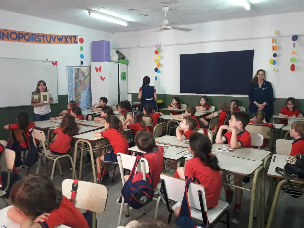 Articulación: Nivel Inicial y Escuela Primaria