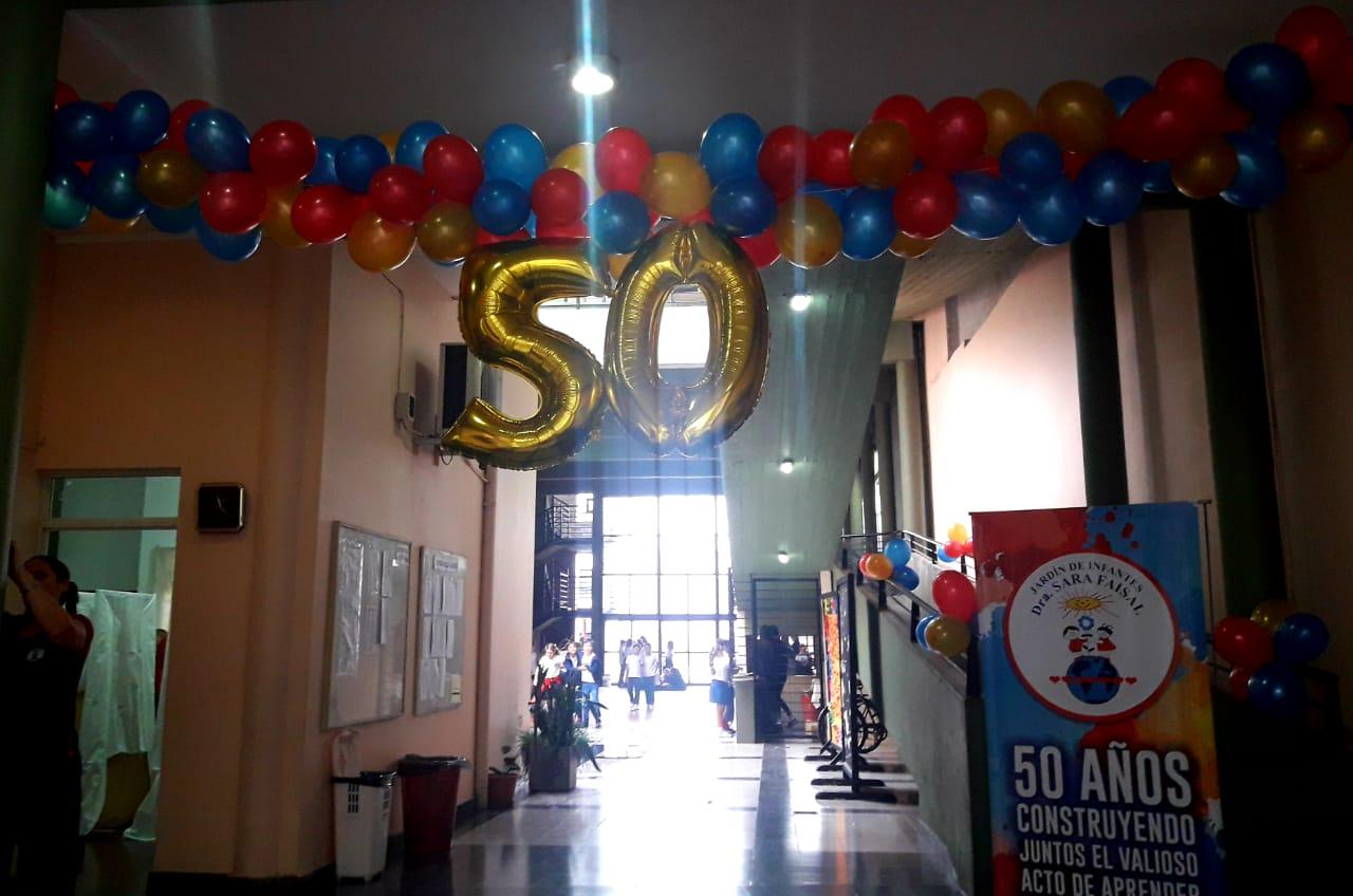 Felices 50 Años