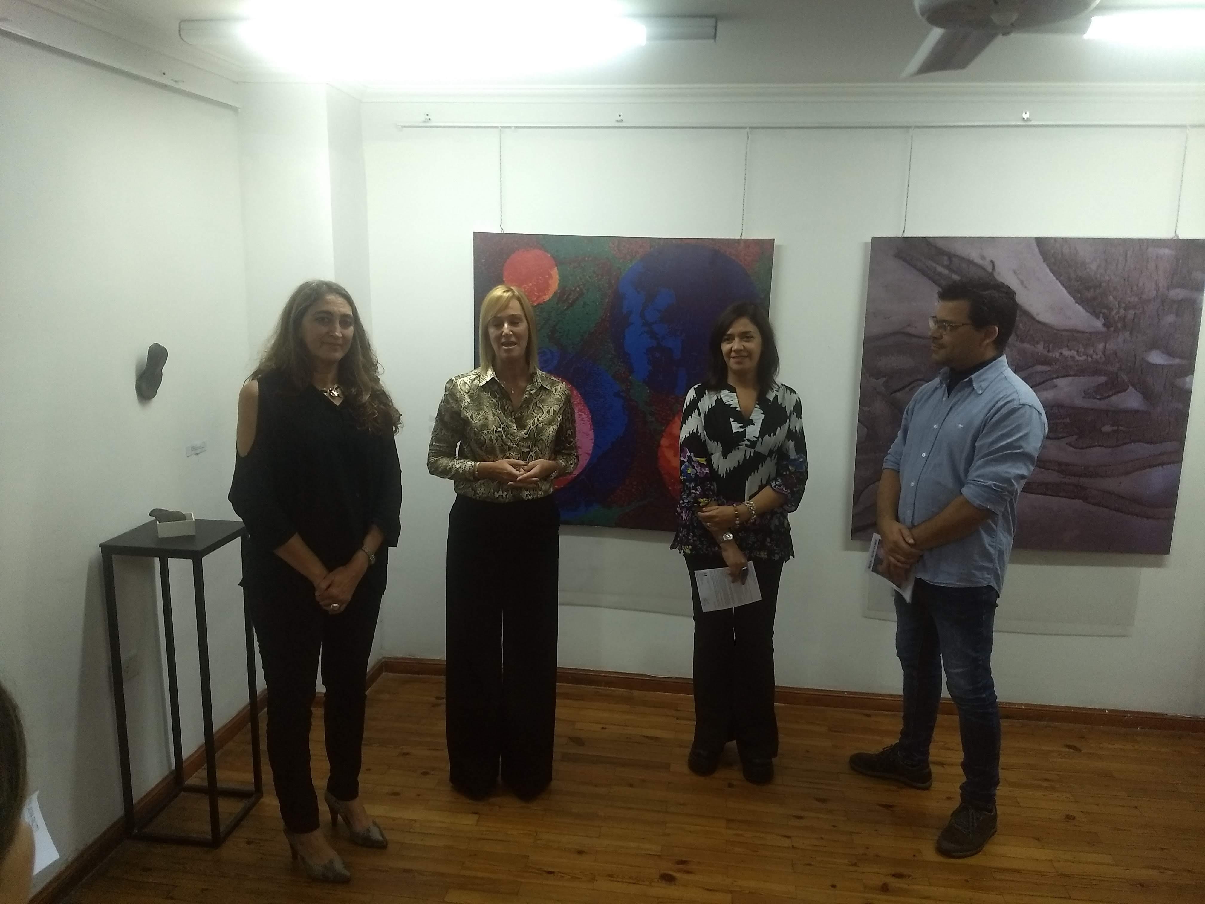 Inauguración de la Muestra  «PULSIÓN – Eso que nos mueve»