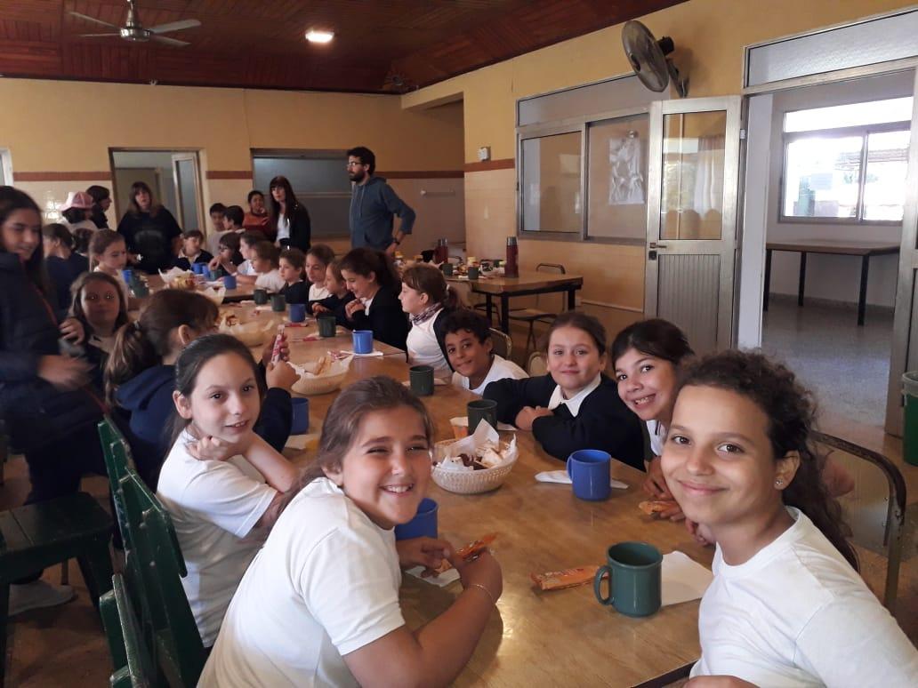 Campamento en Estancia «Las Mercedes»