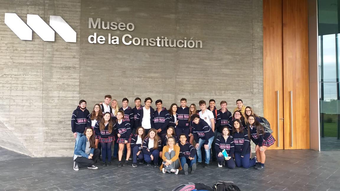 Visita al Parque de la Constitución