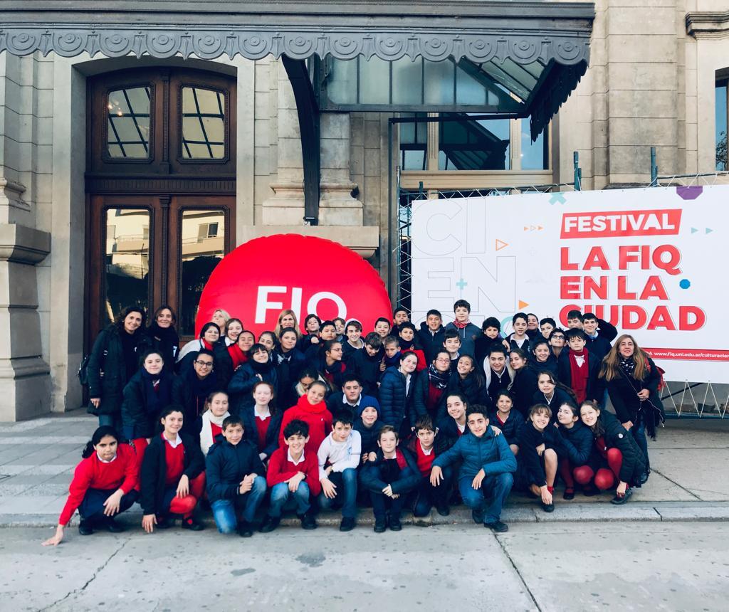 "Festival ""La FIQ en la ciudad!"""