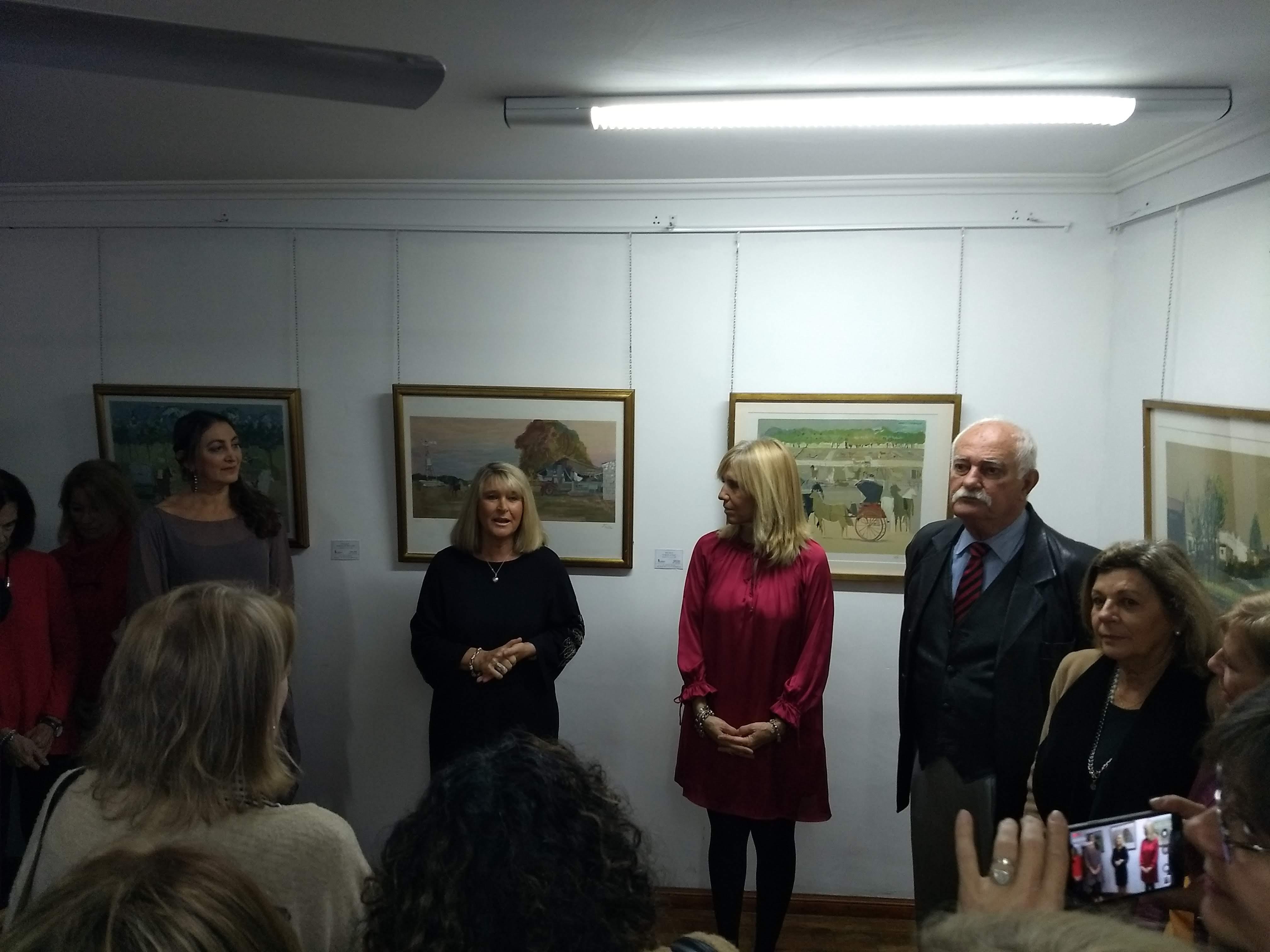 Inauguración de la Muestra «RAÚL SOLDI, su obra y la música»