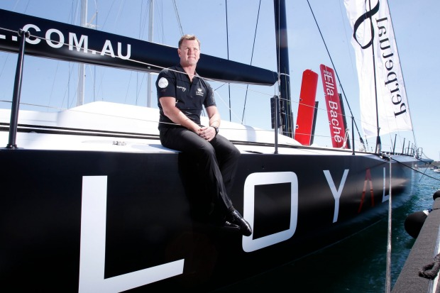 Anthony Bell Rumoured New Owner Of Sydney Bound Super Yacht