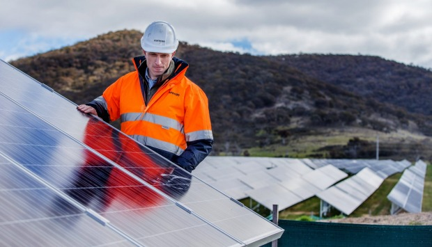 Power Ledger's peer-to-peer energy trading system will be able to be used by rooftop solar households and large scale ...