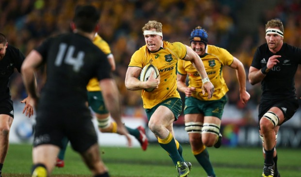 Australian rugby union heading for surplus as England