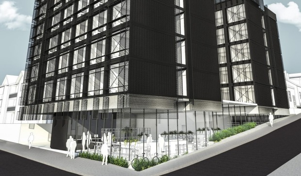 From factory to Tribe new hotel group gets modular  afrcom