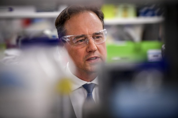 Greg Hunt was innovation minister when the government launched the $500 million Biomedical Translation Fund in 2016, one ...