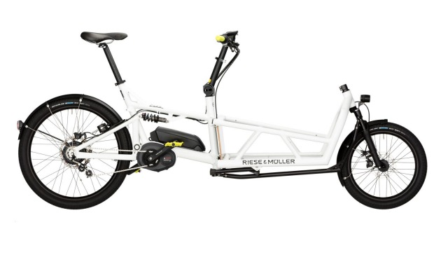 Riese & Muller Load review: This is the e-bike equivalent
