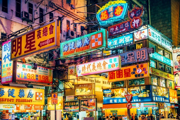 Anyone who has visited Hong Kong knows that it thrives in the night.