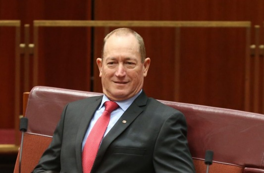 Why New Senator Fraser Anning Could Not Support Super