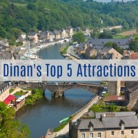 Dinan's Top 5 Attractions