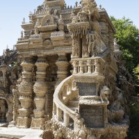 The Postman who collected pebbles: Ferdinand Cheval