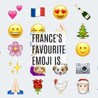 France's Favourite Emoji Is...