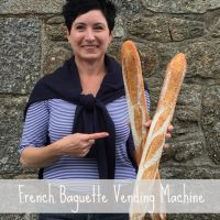 French Baguette 24/7 Vending Machines