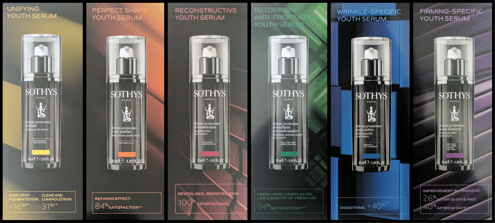6 New Sothys Youth Serums – Turn Back the Clock