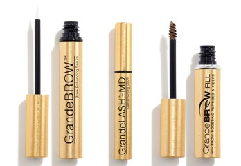 Grande Lash and Brow products