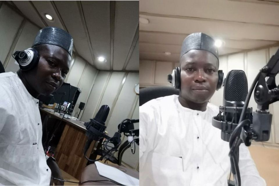 AFRI-CIRD Sensitizes the Public on Vote Buying and Selling at Aminci Radio, Kano State