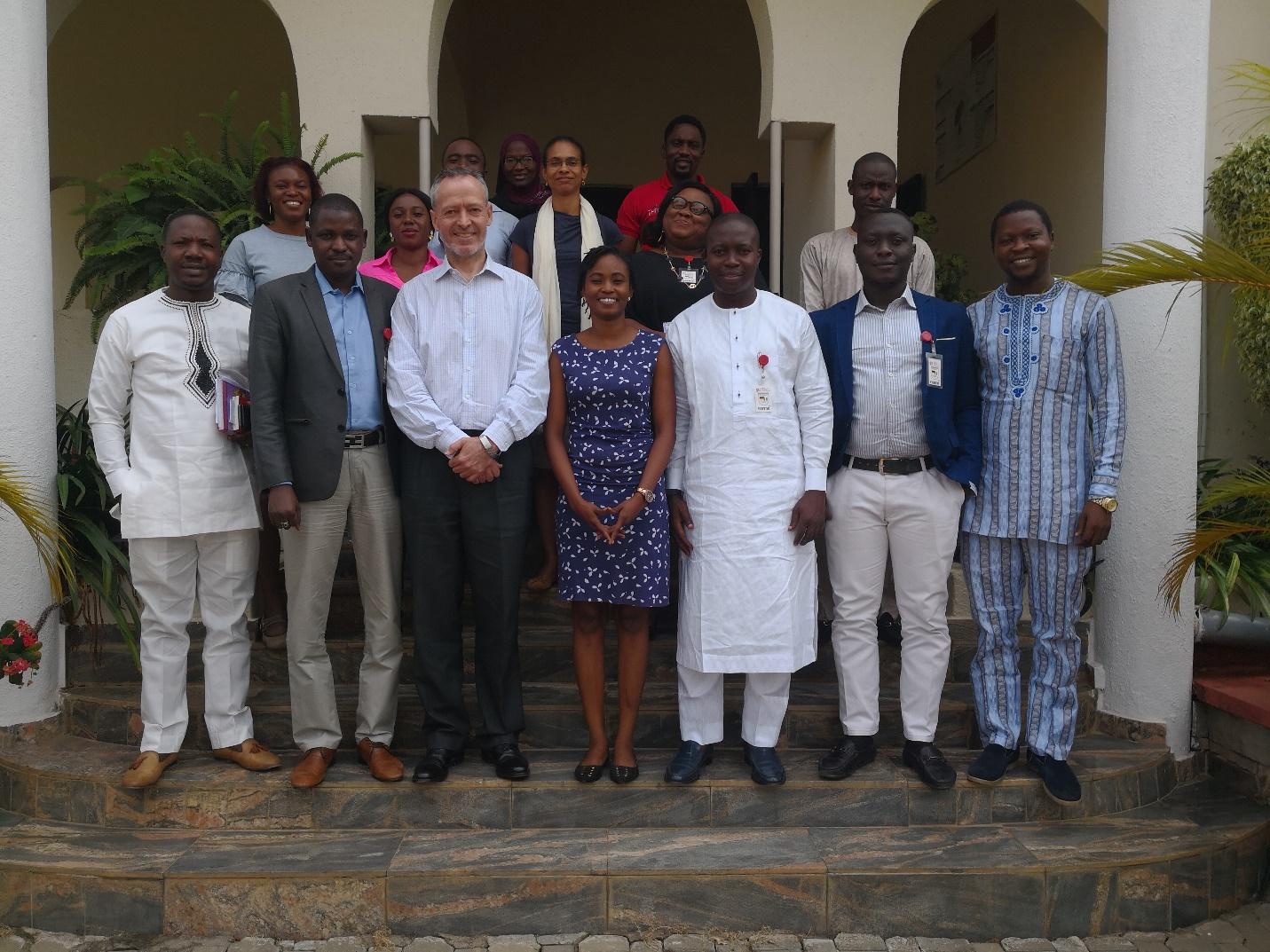 AFRI-CIRD Supports Deutsche fur International Zusammenarbeit (GIZ