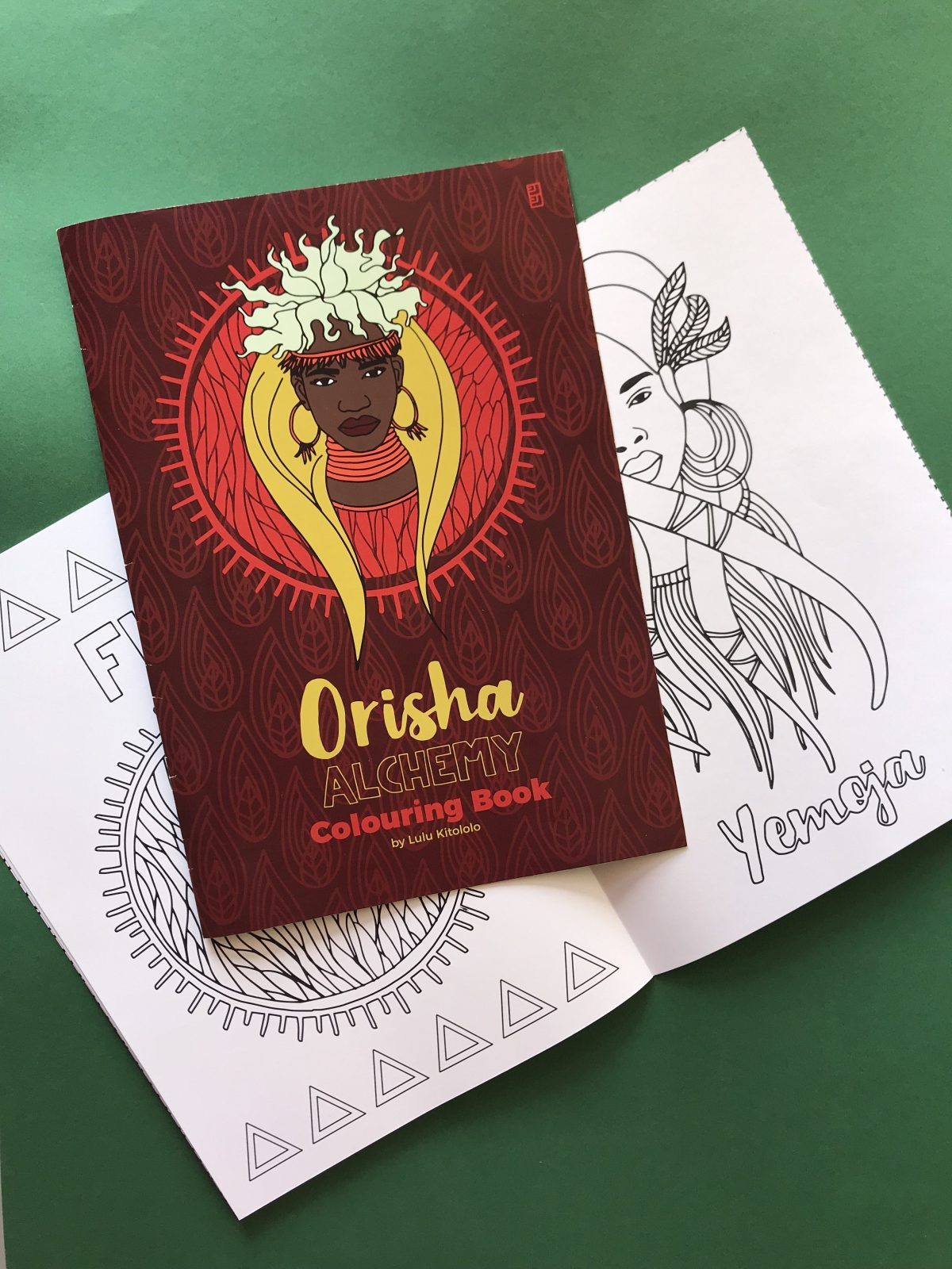 African goddesses: Orisha Alchemy – a project story