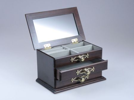 Walnut Casket